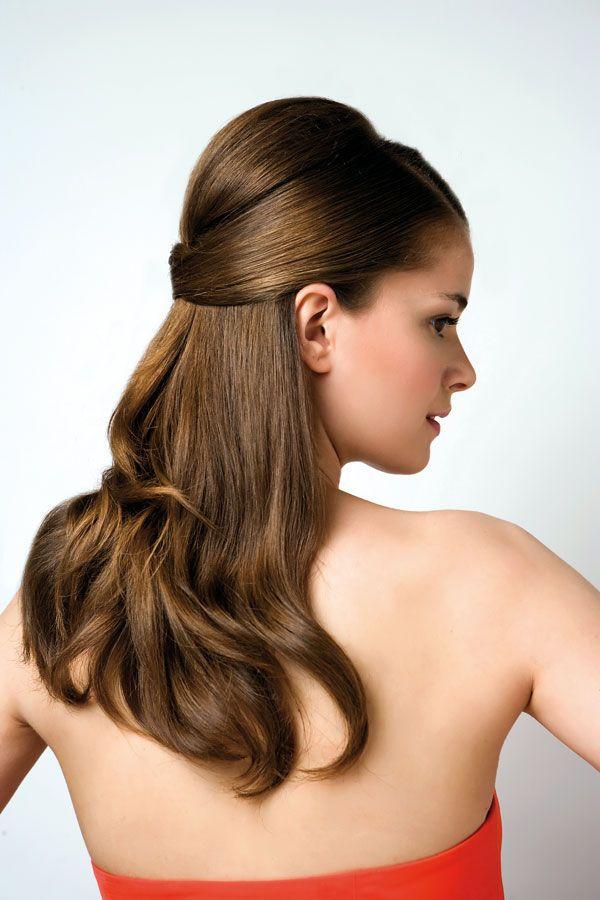 Peinados Con Pelo Lacio Buscar Con Google Peinados