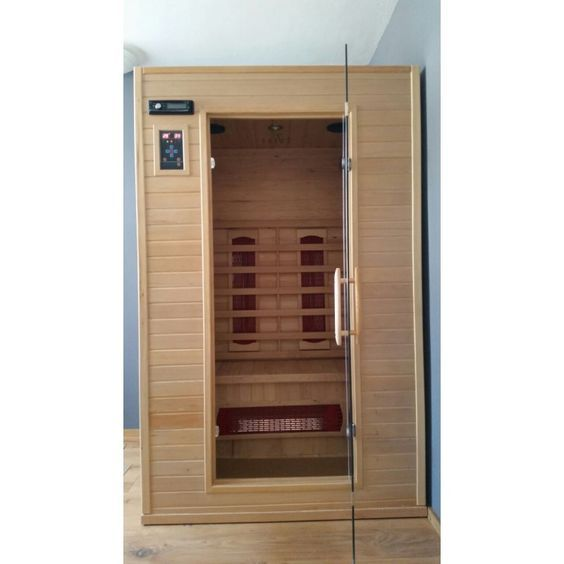 Infrarood sauna aanbieding model Tess-2 | badkamer | Pinterest ...