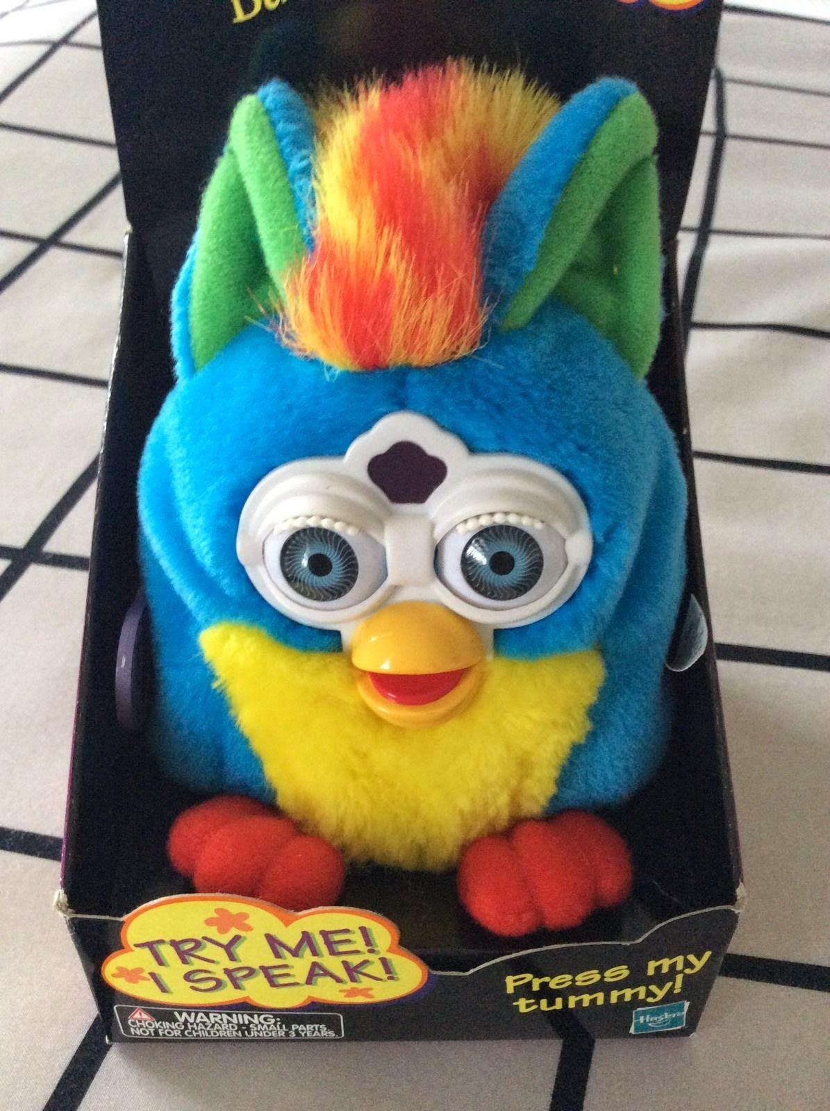 GO FURBY - #1 Resource For Original Furby Fans!: What a ...