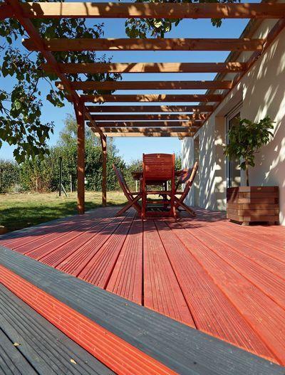 Terrasse bois composite  ce quu0027il faut savoir Outdoors and Gardens - comment poser des lames de terrasse