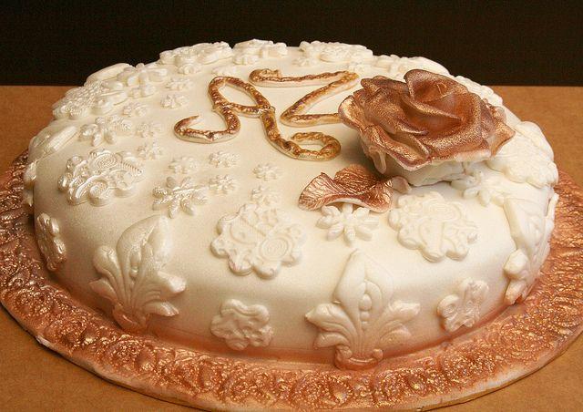AZ Anniversary cake Anita Zul Cake