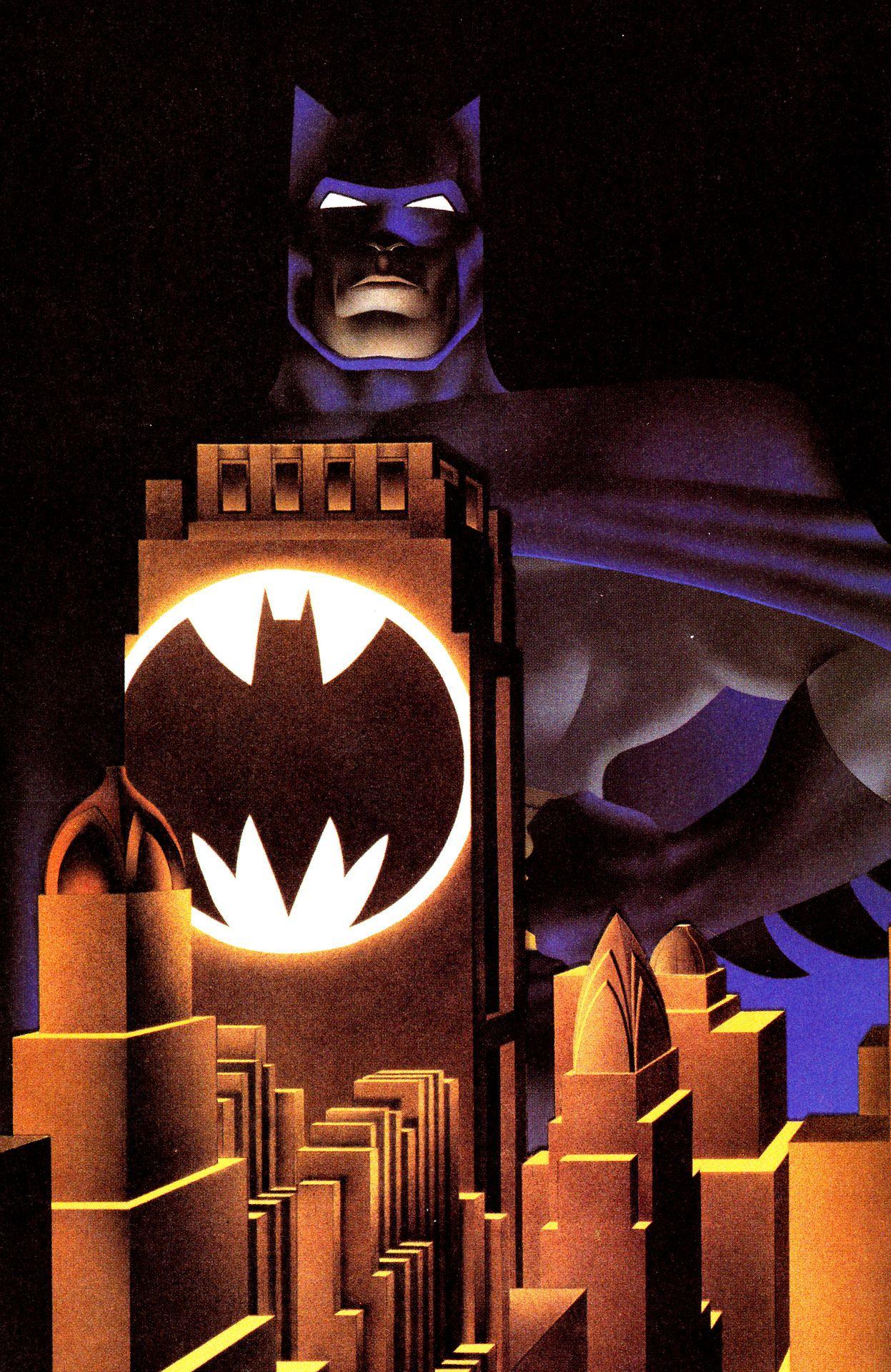 Batman the dark knight returns poster art by frank miller