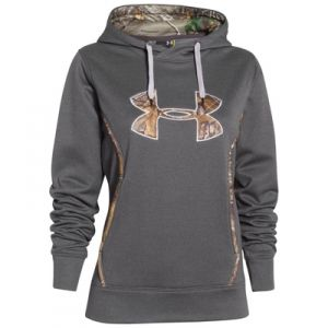 Find the Under Armour Misses' Storm Caliber Hoodie - Carbon Heather by Under Armour at Mills Fleet Farm.  Mills has low prices and great selection on all Sweatshirts.