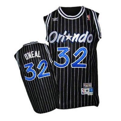 100% authentic 9cc09 d1ba5 Adidas NBA Mitchel Ness Orlando Magic 32 Shaquille O'Neal ...