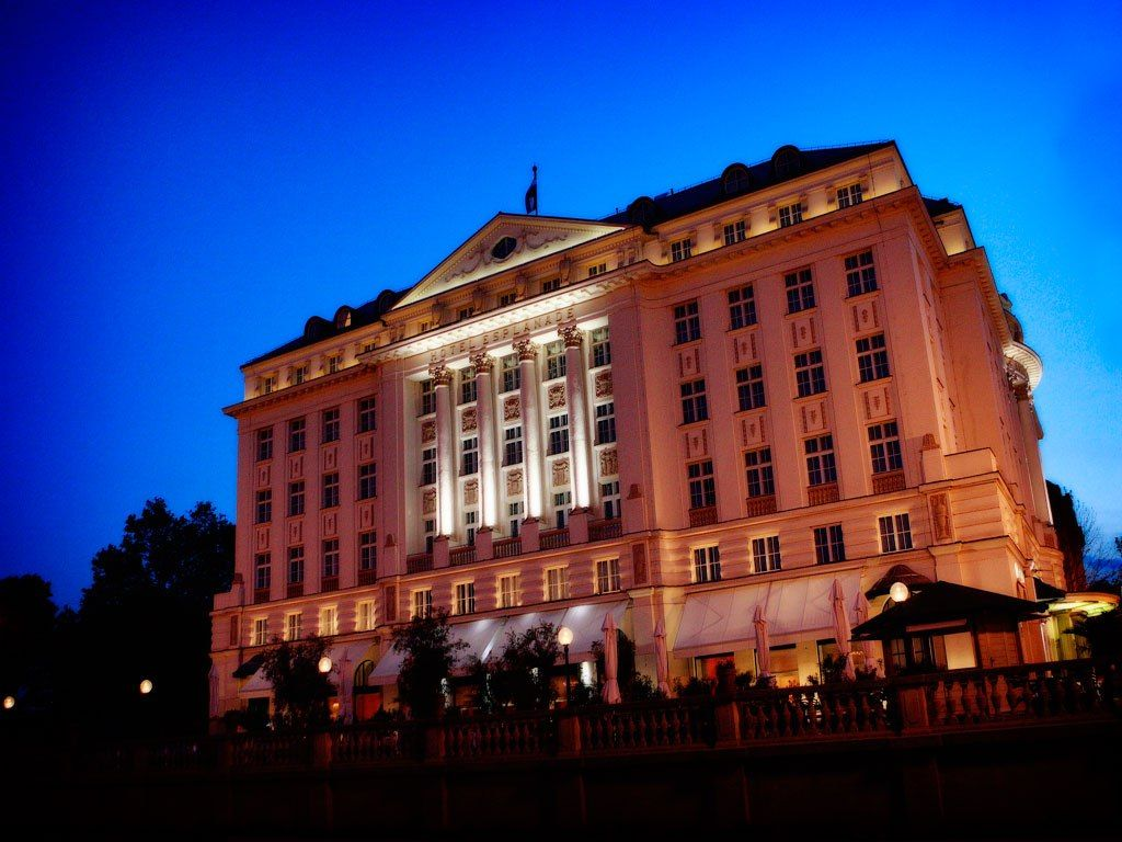 Regent Esplanade Zagreb Conde Nast Traveler Croatia Zagreb Zagreb Croatia Croatia