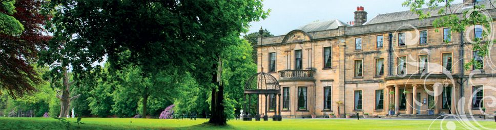 Looking For Wedding Venues North East Beamish Hall Is A Hotel With Extensive And Beautiful Landscape Gardens Offering The Perfect Location To Host Your