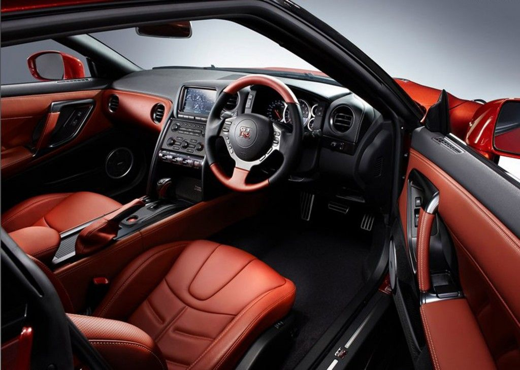 2015 Nissan Gt R Interior Red Japanese Fast Cars Nissan Cars