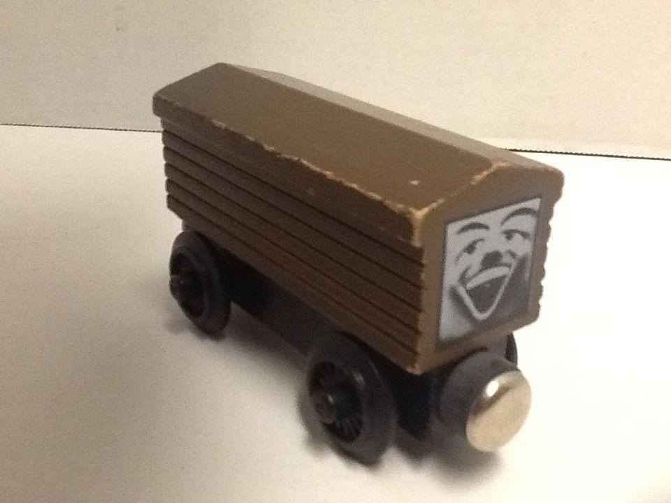 Brakevan Troublesome Thomas Friends Wooden Railway Railroad Car