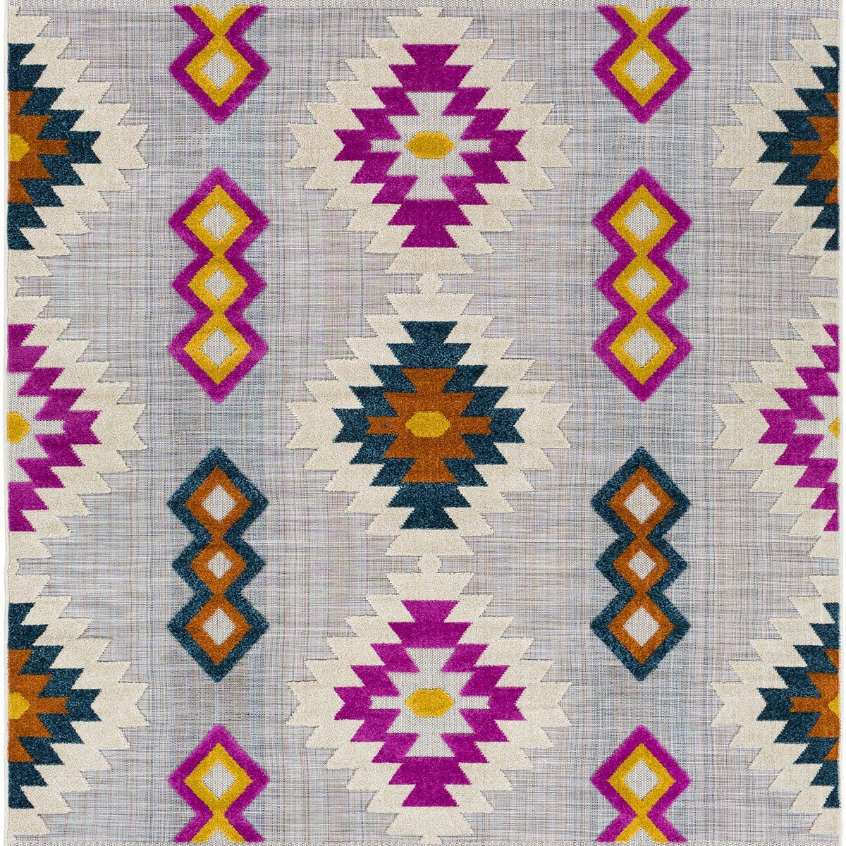 Colorful Sedona Outdoor Rug in 2020 Outdoor rugs