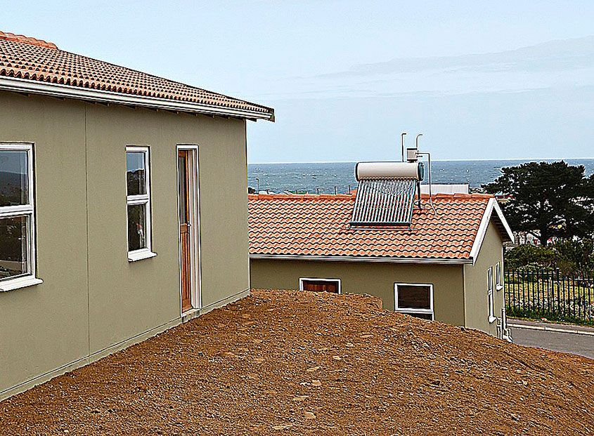 The Concrete Institute On The Advantages Of Concrete Roofs Concrete Roof Natural Ventilation Roof Design
