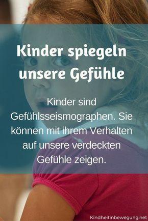 Kinder sind sehr sensibel für Stimmungen. Sie können in ihrem Verhalten die nichtausgedrückten Gefühle anderer spiegeln. #Emotionen #Gefühle #Kleinkinder #Kinder #Familie #Trauer #Hochsensiblität #Empathie