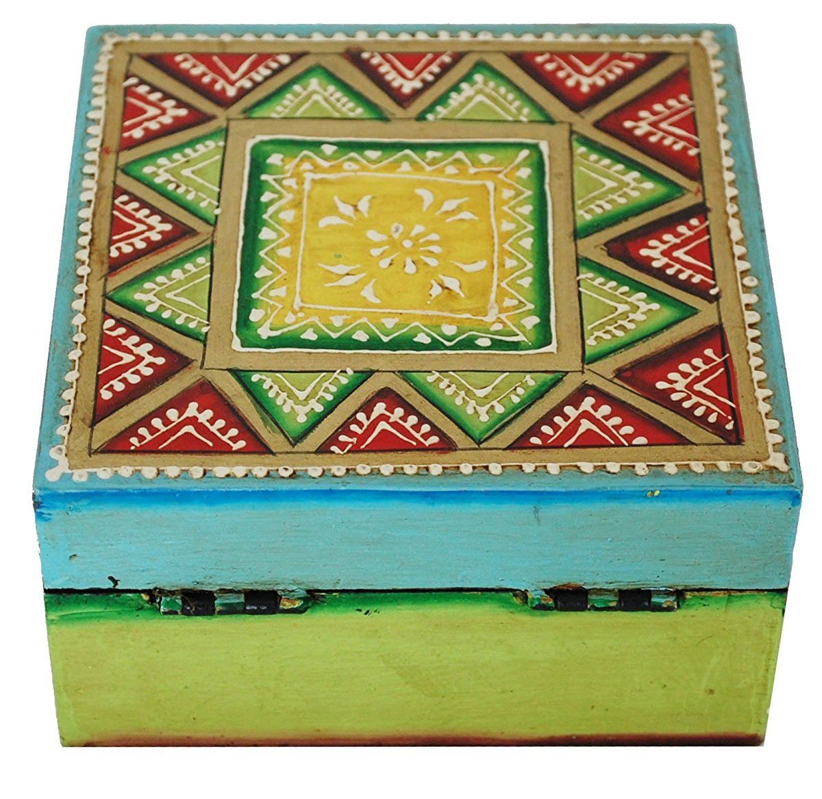Where To Buy Decorative Boxes Wooden Decorative Box  Painted Wooden Boxes  Pinterest