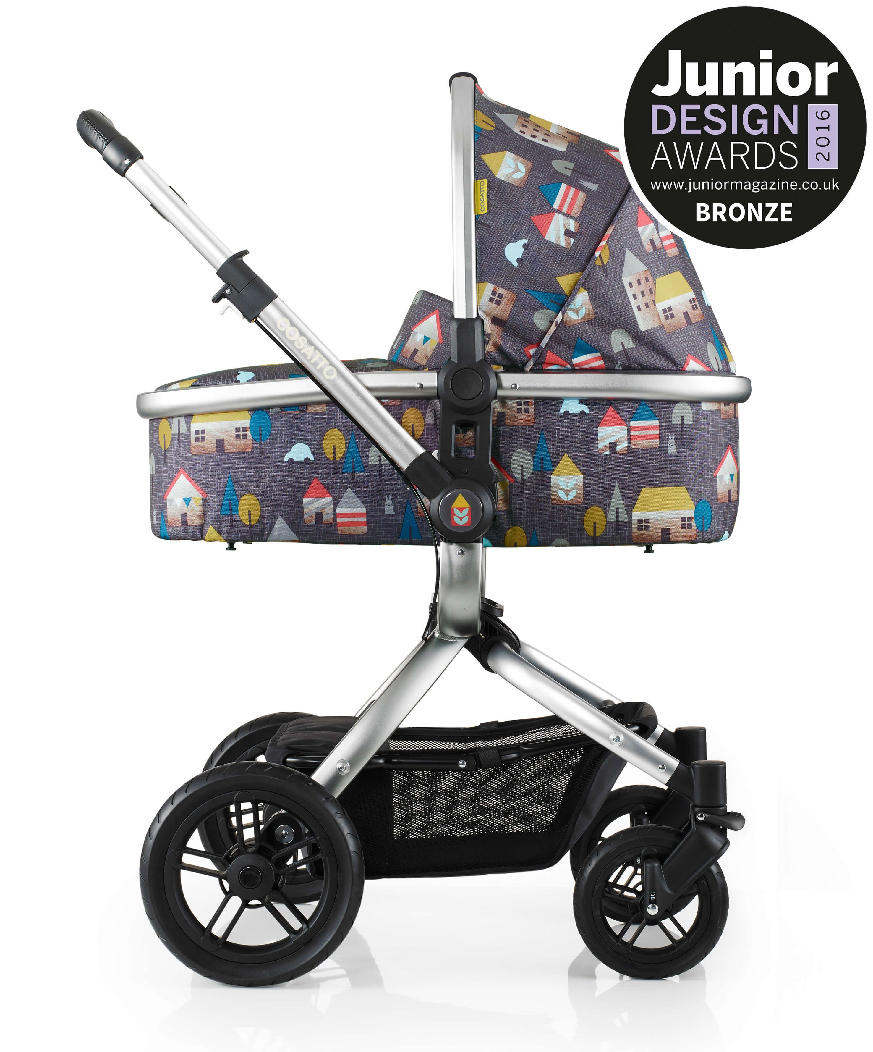 f02021a9e The sturdy style icon for town and country trekking. This 3 in 1 Travel  System from the House of Cosatto just escaped the city and got new ...