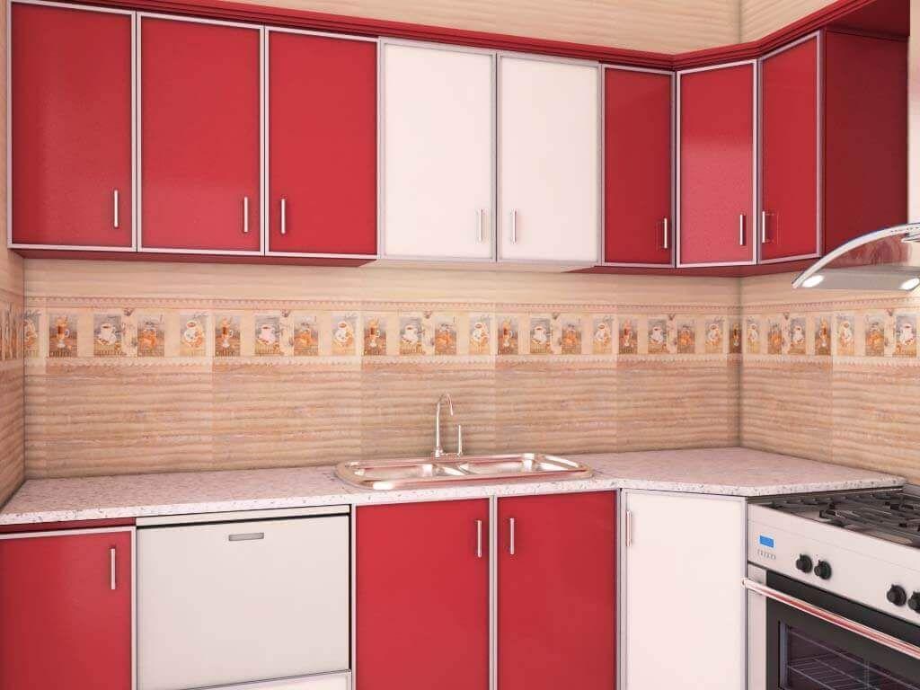 المطبخ خشب ولا الومنيوم من اكثر الاسئلة اللى بتحيرك وانت بتجهز مطبخك اعرف الفرق بيتك احلى Kitchen Cabinets Kitchen Decor