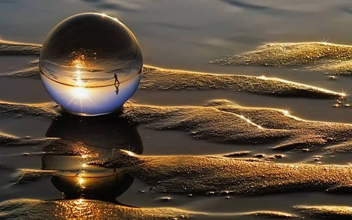 Sphere reflection