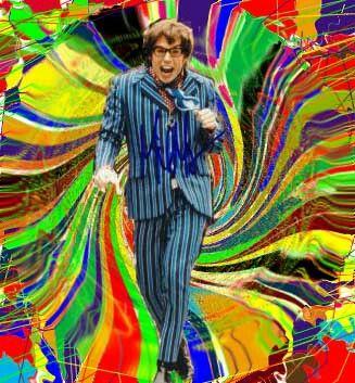 Austin Powers Austin Powers Fan Art Art