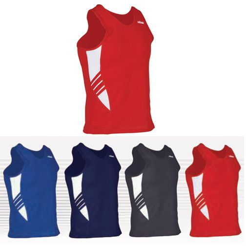 HIND DEFIANCE II LOOSE FIT SINGLETS