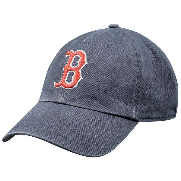 Boston Red Sox Garment Washed Baseball Cap ❤ liked on Polyvore featuring  accessories 7c1c7bf75109