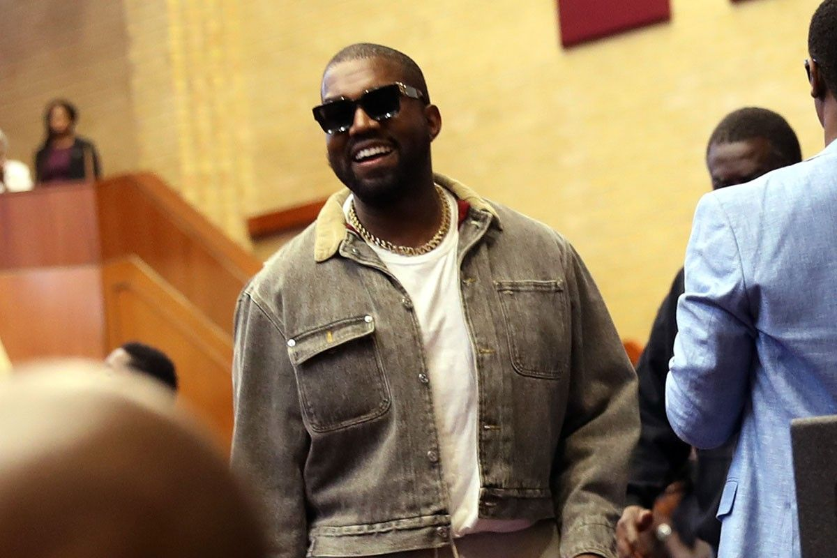 Kanye West Believes He Was Radically Saved Says Pastor