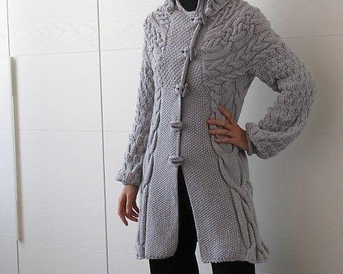 Пальто «Зимняя сказка»