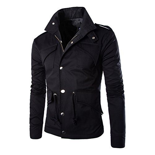 Men's Fall Slim Fit Trench Thick Military Rider Jacket SR... https://www.amazon.com/dp/B00Z6TG99G/ref=cm_sw_r_pi_dp_x_dEg7xbCP0PDBF