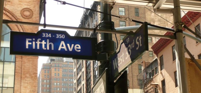 Things to do in New York: Fifth Avenue | Myfriendslike