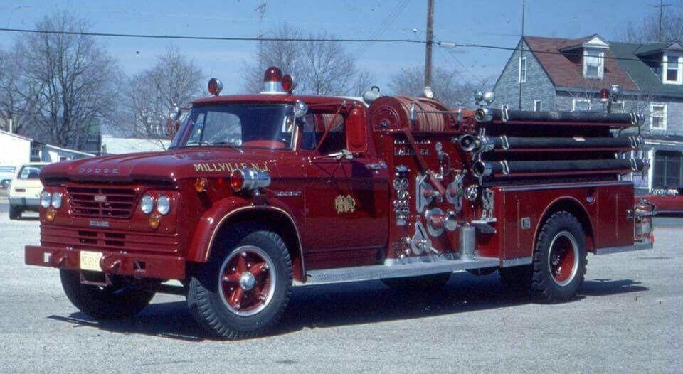 dodge fire engines 2-2 Dodge fire truck  Fire trucks, Fire apparatus, Trucks