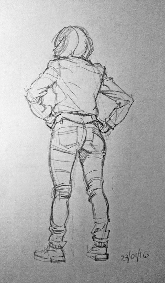 Pin von Riya auf Sketches and Cartoons | Pinterest | Figuren ...