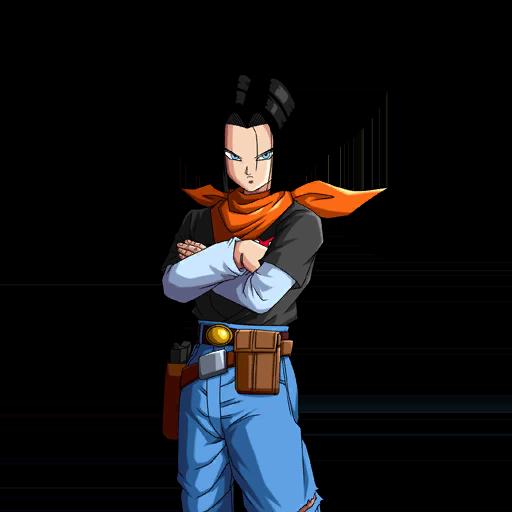 Android 17 Render 3 Db Legends By Maxiuchiha22 On Deviantart Anime Dragon Ball Super Dragon Ball Artwork Anime Dragon Ball