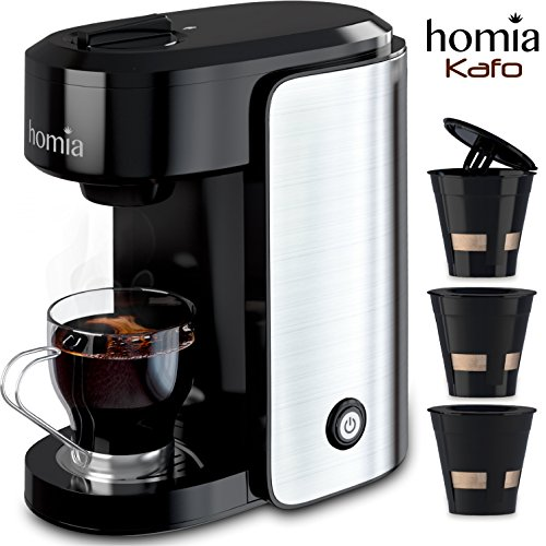 Coffee Maker Machine Single Serve Electric Brewer For Ground Coffee K Cup Sompatible Sale Coffee Makers Shop Buymorecoffee Com Coffee Maker Machine Coffee Maker Best Coffee Maker