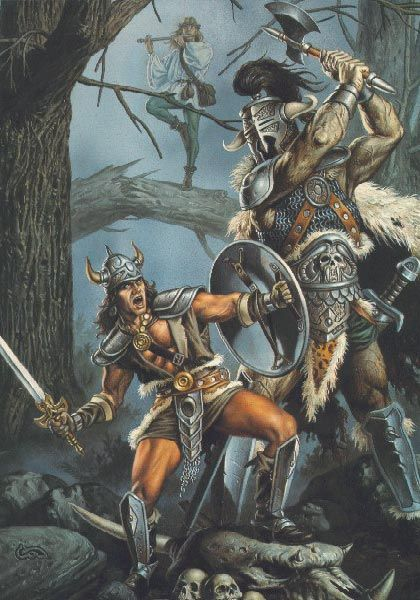 nibelungenlied main characters