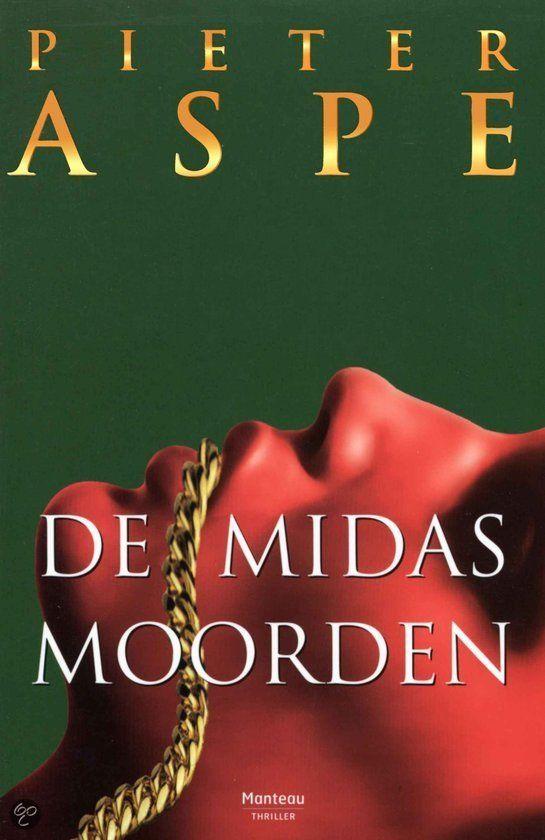 De midasmoorden - Pieter Aspe