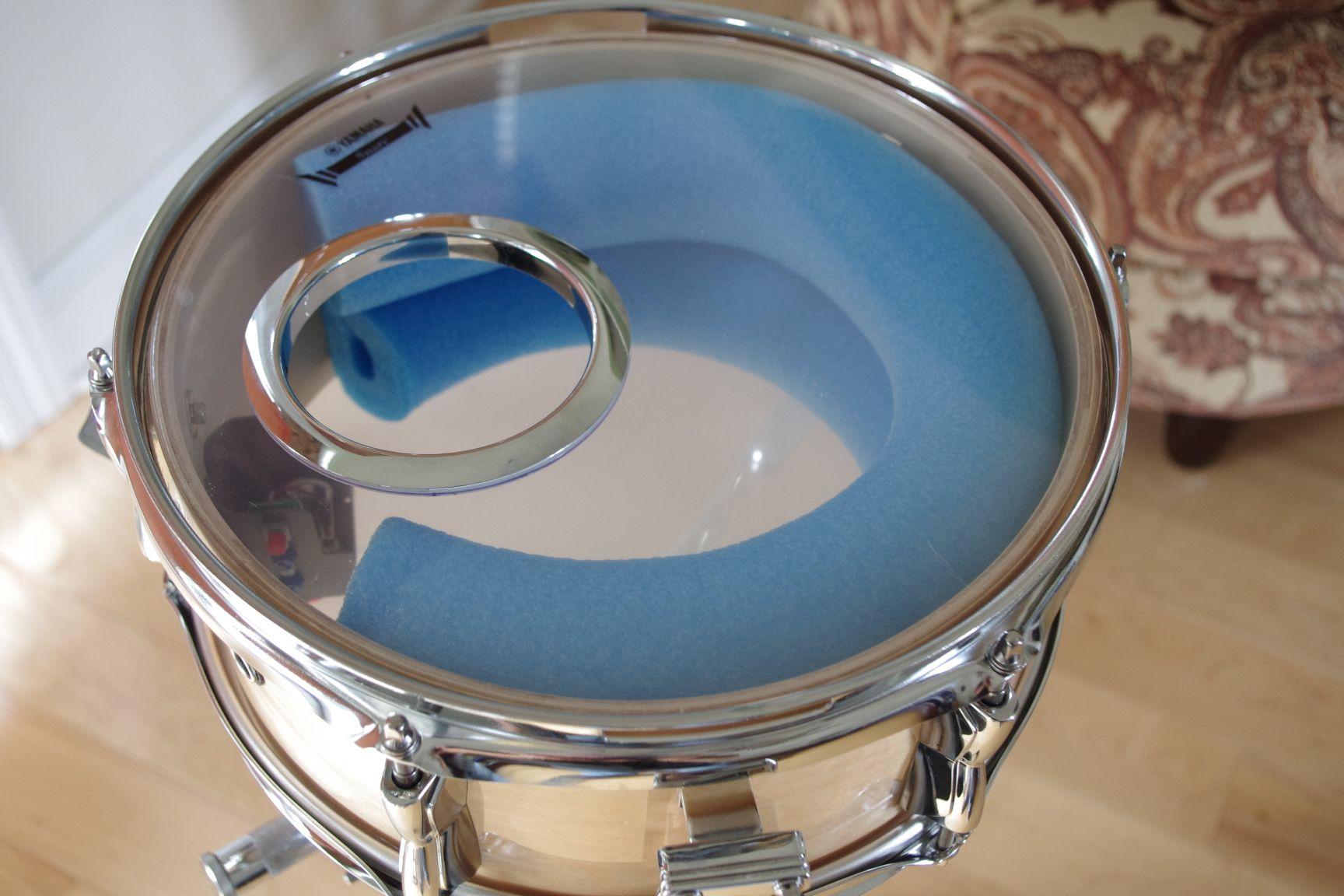 Cake Pan Drum Triggers