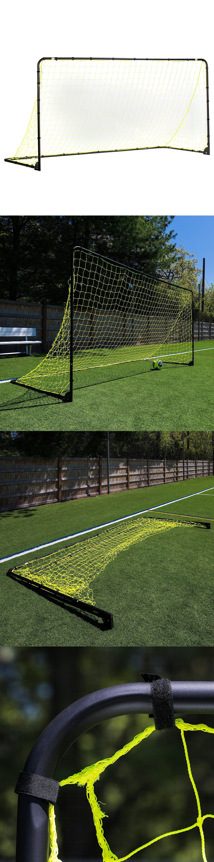 goals and nets 159180 franklin sports 5 x 10 steel premier black