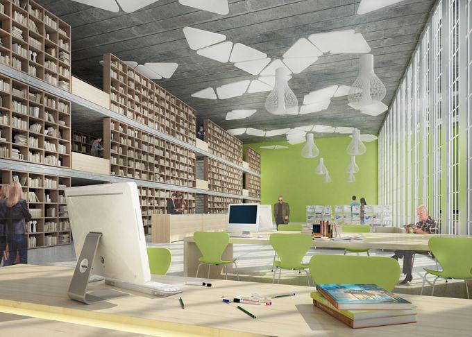 Concept Design Modern 3d 3dsmax Vray Render Architect