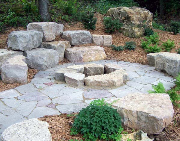 Photo of Top 50 Best Fire Pit Landscaping Ideas – Backyard Designs