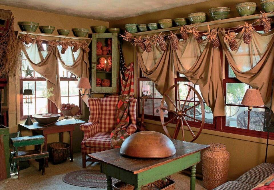 A Primitive Place Country Journal Magazine Primitive Living