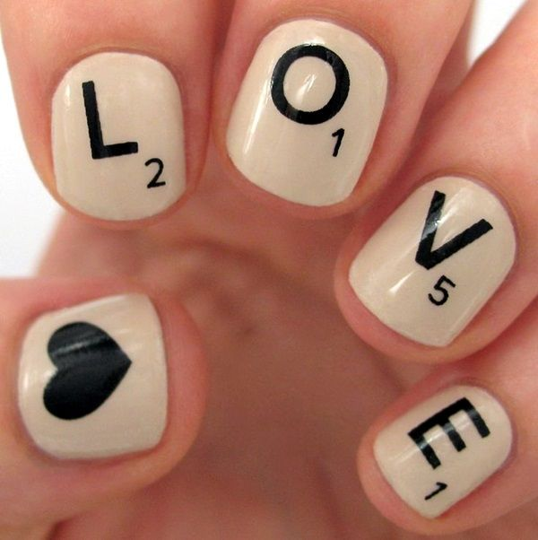 55 Cute Valentine Nail Art Designs To Wear Your Feelings Page 3 Of