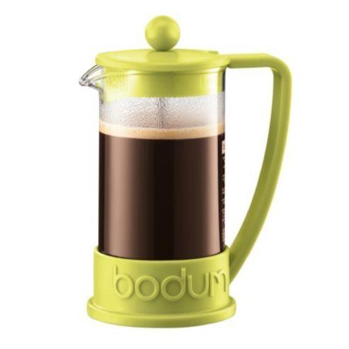 £17.95 Bodum 10948-565 Brazil Coff Press 3Cup L.Grn