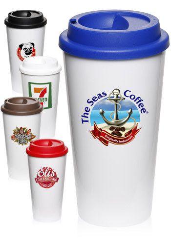 #TMC24 16 oz. 2GoCup Custom Plastic Tumblers