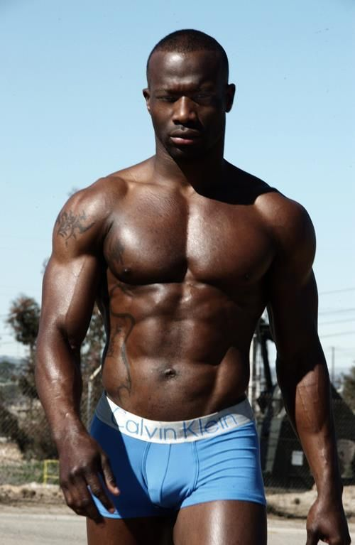 Sexy Hot Black Gay Men