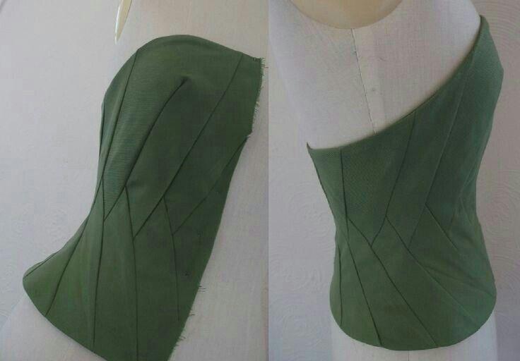 Pin by GABI on draper | Pinterest | Corset, Uncommon threads and ...