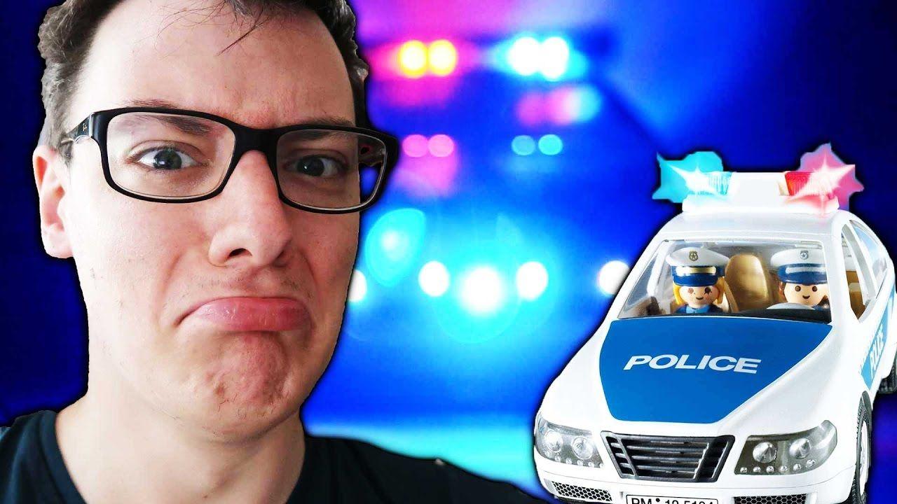 I POLIZIOTTI MI HANNO RUBATO L'AUTO?! [NON È UNO SCHERZO XD 22]