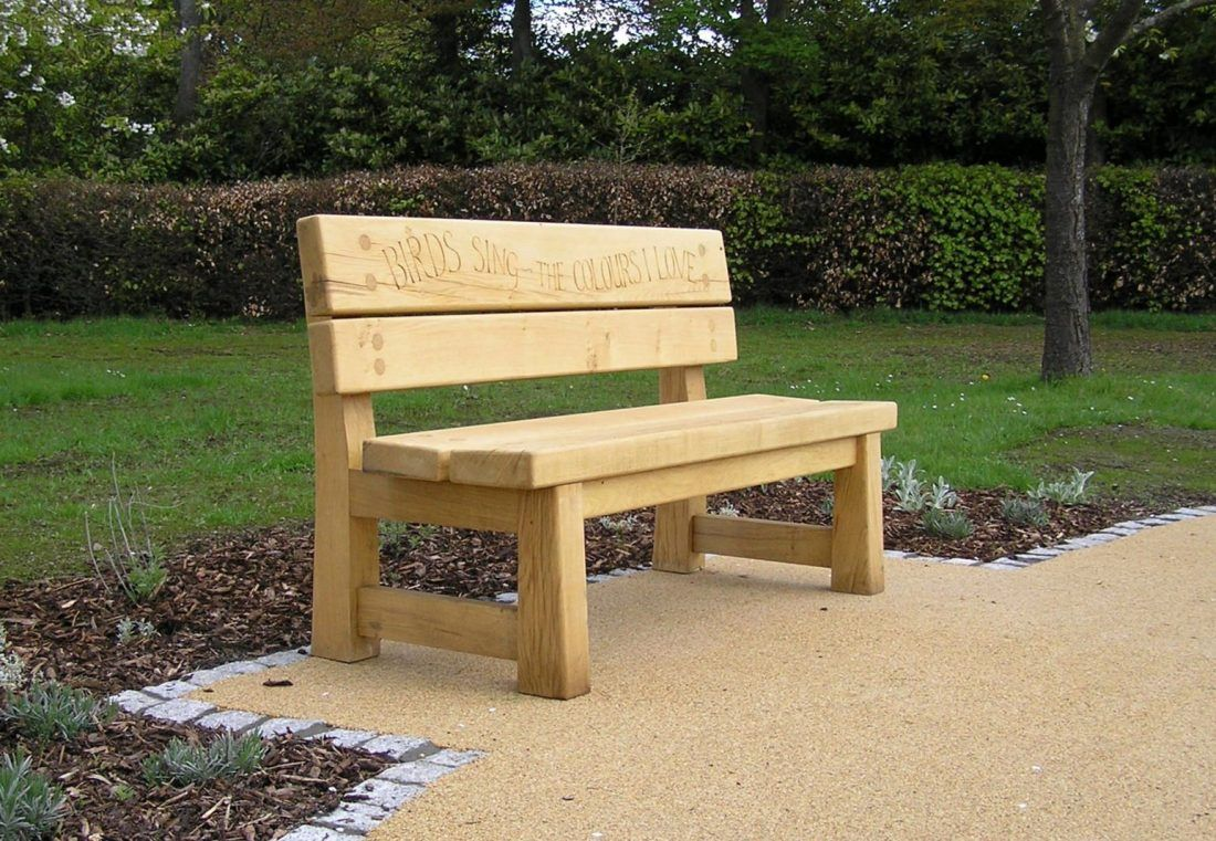 The Stapeley Memorial Bench With images