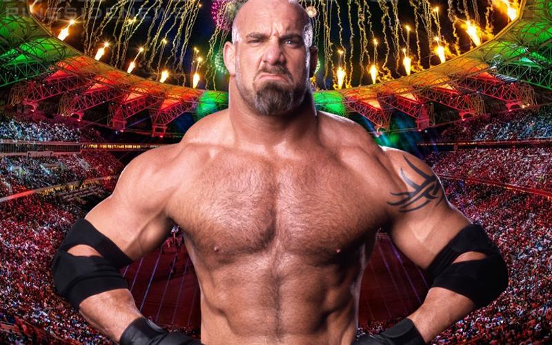 How Much Goldberg Made Wrestling In Saudi Arabia For WWE