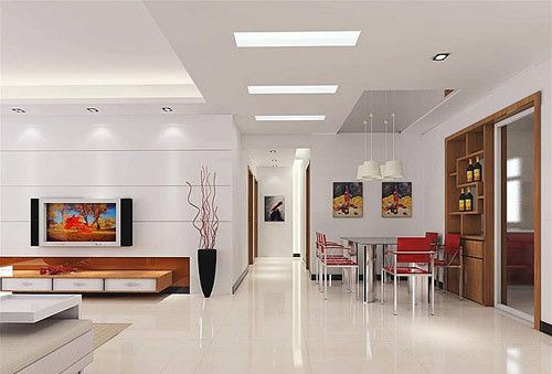 The advantages and disadvantages of fiberglass ceiling tiles
