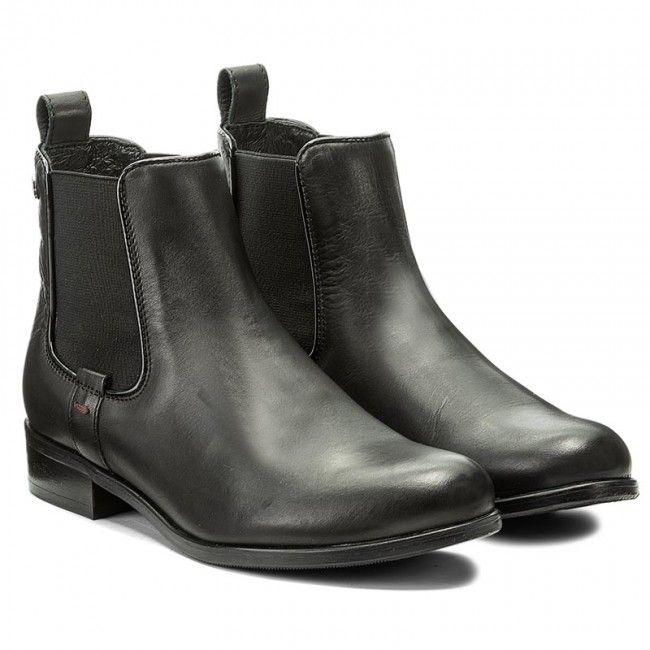 Sztyblety Lasocki 70090 14 Czarny Chelsea Boots Shoes Ankle Boot