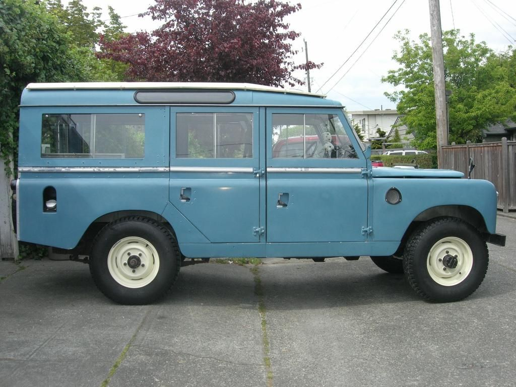 Land Rover Marin >> Image Result For Land Rover 109 Marine Blue Land Rovers