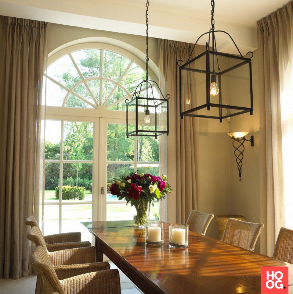 Interieur landelijk wonen | eetkamer design | dining room | dining ...