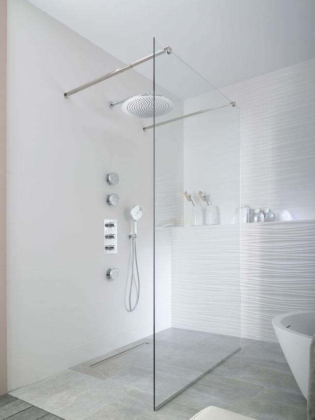 Mitigeurs douche et baignoire 12 mod les tendance my - Ensemble robinetterie salle de bain ...